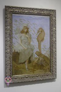 Seahorse Girl by Deidre Sullivan-Beeman